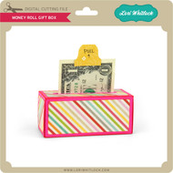 Money Roll Gift Box