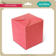 Petal Fold Box