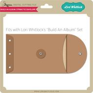 Build an Album String Tie Envelope