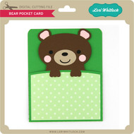 Bear Pocket Card