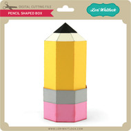 Pencil Shaped Box 2