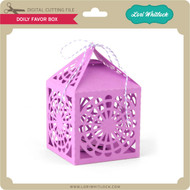 Doily Favor Box
