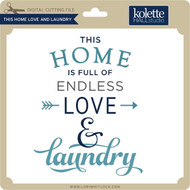 This Home Love and Laundry