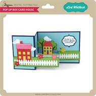 Pop Up Box Card House