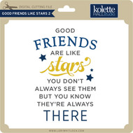 Good Friends Like Stars 2