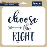 Choose the Right