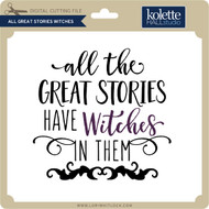 All Great Stories Witches