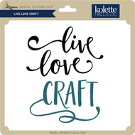Live Love Craft