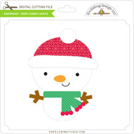 Snowman - Here Comes Santa