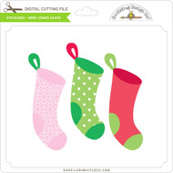 Stockings - Here Comes Santa