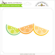 Melon Slices - Fun In The Sun