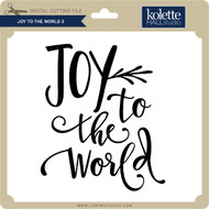 Joy to the World 3