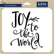 Joy to the World 3