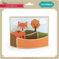 Flexi Card Fox