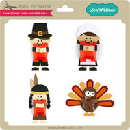 Thanksgiving Candy Hugger Bundle