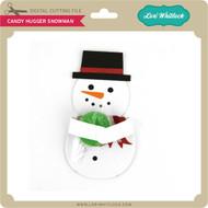 Candy Hugger Snowman