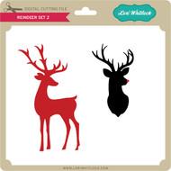 Reindeer Set 2