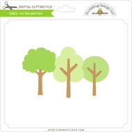 Trees Kitten Smitten