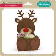 Belly Box Reindeer