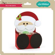 Belly Box Santa