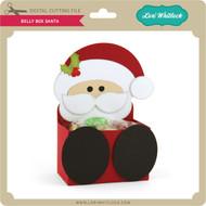 Belly Box Santa