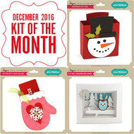 2016 December Kit of the Month