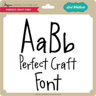 Perfect Craft Font