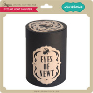 Eyes of Newt Canister