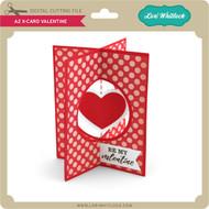 A2 X-Card Valentine