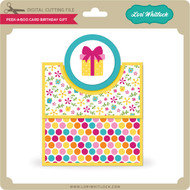 Peek a Boo Card Birthday Gift