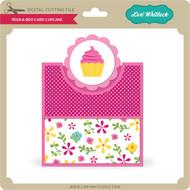 Peek A Boo Card Cupcake