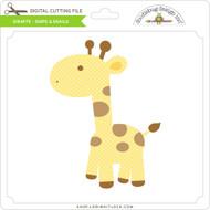 Giraffe Snips & Snails
