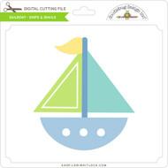 Sailboat Snips & Snails