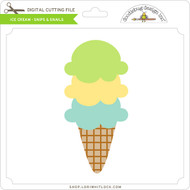 Ice Cream - Snips & Snails