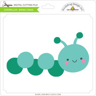 Caterpillar - Spring Things
