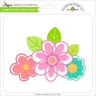 Flower Cluster - Spring Things