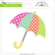 Umbrella - Spring Things