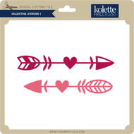 Valentine Arrows 1