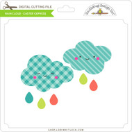Rain Cloud - Easter Express