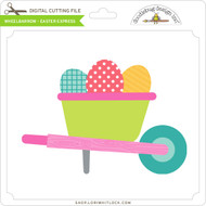 Wheelbarrow - Easter Express