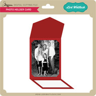 Photo Holder Card