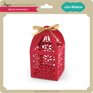 Ornate Favor Box 2