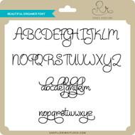 Beautiful Dreamer Font