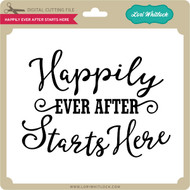 Happily Every After Starts Here