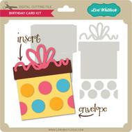 Birthday Card Kit