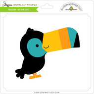 Toucan - At The Zoo