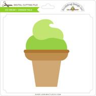 Ice Cream 1 - Dragon Tails