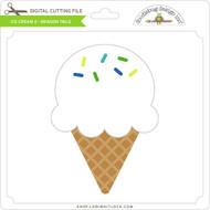 Ice Cream 2 - Dragon Tails