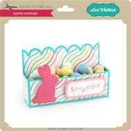 Easter Favor Box