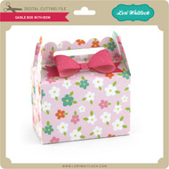 Gable Box With Bow